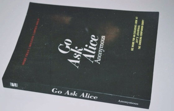 essay about go ask alice