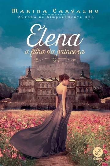 Elena, a filha da Princesa-Marina Carvalho-Galera Record-MLNET