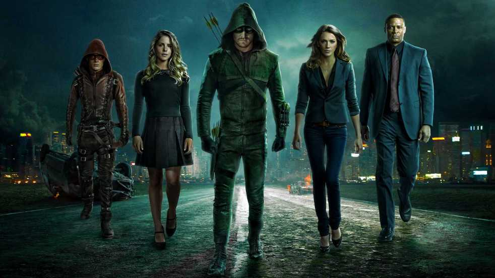Arrow-2°-Temporada-Review